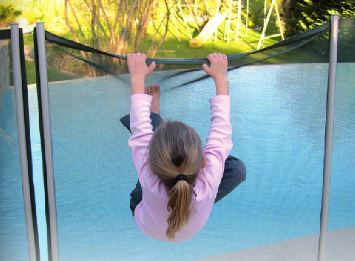 Beethoven Removable Anticlimb Pool Fence